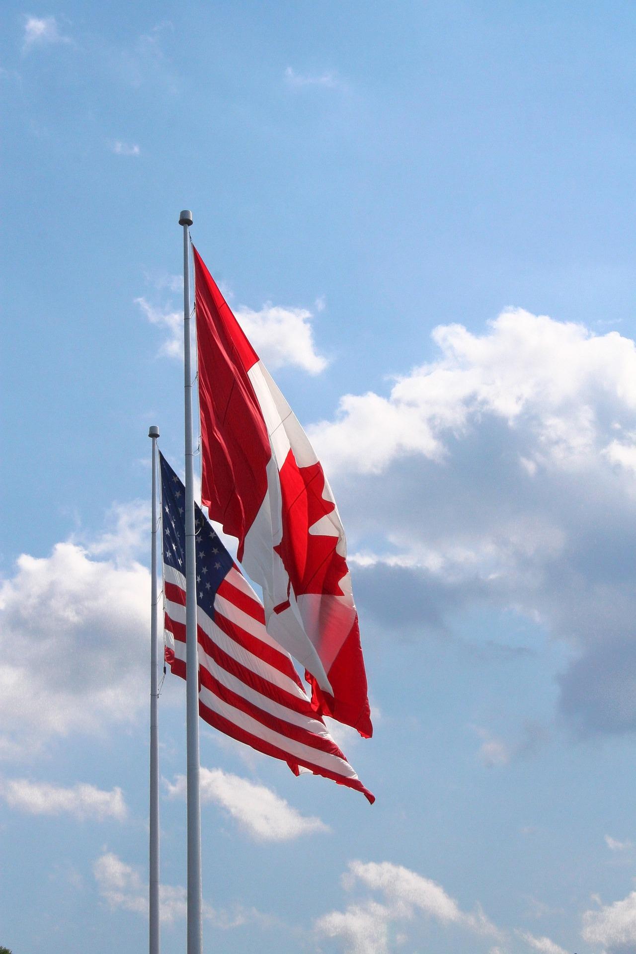 роли, картинки флага сша и канады вакансий