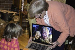 Программа для родителей, бабушек и дедушек (PGP) заканчивается
