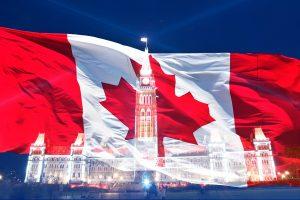 Канада приняла 57365 иммигрантов через Express Entry