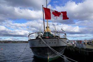 Влияние COVID-19 на рынок труда провинции Новая Шотландия