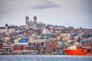 Рост населения в Ньюфаундленде и Лабрадоре связан с иммиграцией